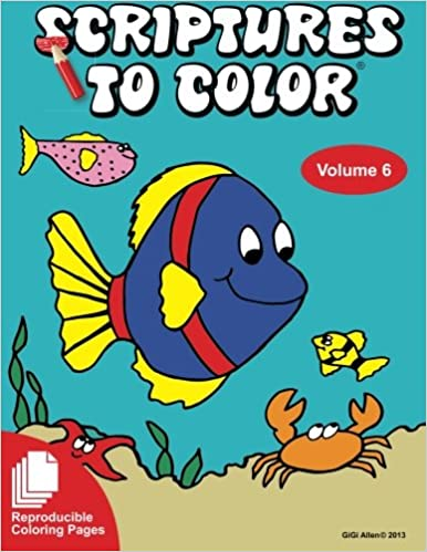 Scripture In Color Book 6