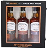 Bowmore Classic Collection Gift Pack - 3 x 200ml