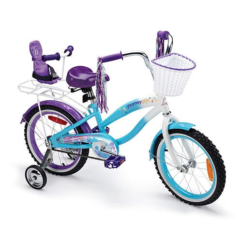 Avigo 16 inch Journey Girls Bike - Girls