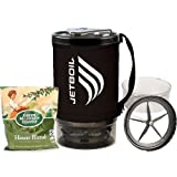 Jetboil Grande Java Kit Coffee Press (Color: Black, Tamaño: One Size)