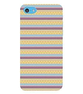 EPICCASE ethnic design Mobile Back Case Cover For Apple iPod Touch 6 (Designer Case)