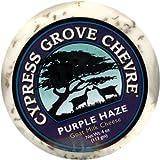 Purple Haze Goat Cheese – Cypress Grove – 5 oz