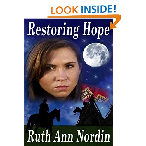 Restoring Hope (Native American Romance Series Book 1)