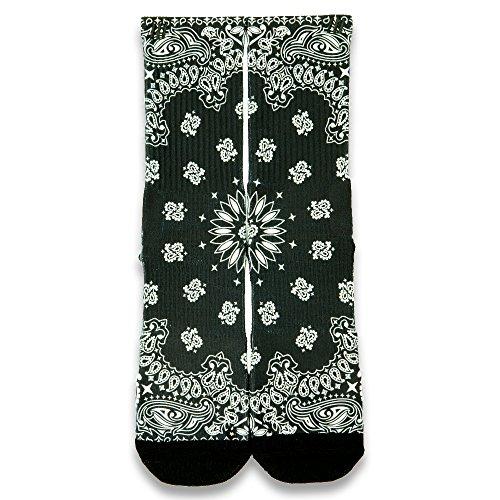 black-bandana-customize-elite-socks