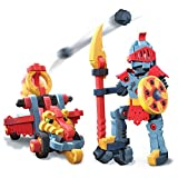 Bloco Toys Dragon Knight And Catapult Toy