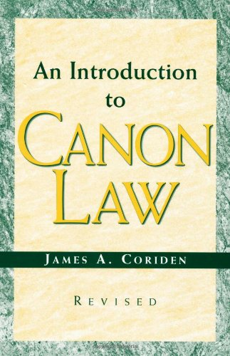 An Introduction to Canon Law (Revised)