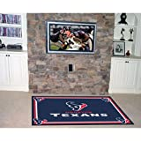 Houston Texans NFL Floor Rug (4'x6')