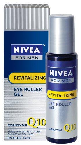 Nivea For Men Q10 Eye Roller, .5-Ounce Bottles