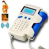 BabySafe® Doppler Foetal Ecoute Bébé avec écran LCD (Pro Edition)