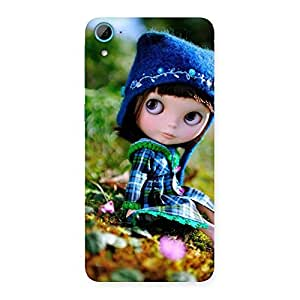 Special Cute Kid Multicolor Back Case Cover for HTC Desire 826