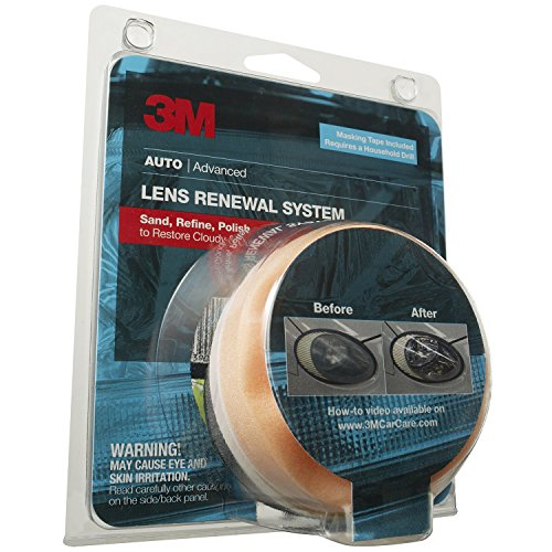 3M 39014 Lens Renewal Kit (Auto Lense Cleaner compare prices)