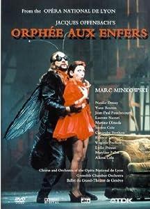 orphe aux enfers dessay dvd