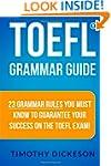 TOEFL Grammar Guide: 23 Grammar Rules...