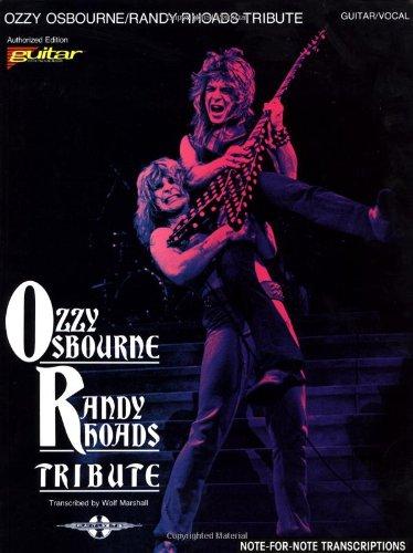 Ozzy Osbourne - Randy Rhoads Tribute (Guitar Personality), by Ozzy Osbourne, Randy Rhoads