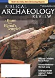 Biblical Archaeology Review (1-year auto-renewal)