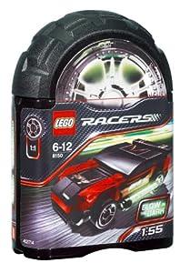 LEGO Racers 8150: ZX Turbo