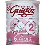 GUIGOZ 2 - Lait infantile 2�me �ge en...