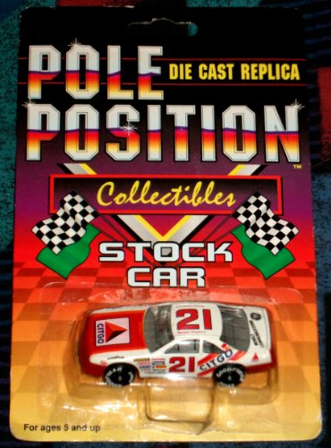Pole Position Collectibles Stock Car #21 Citgo