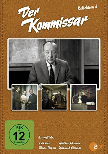 Der Kommissar: Kollektion 4 [6 DVDs]