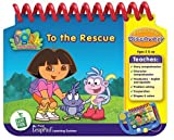 51Zt2ZwBf9L. SL160  LeapFrog My First LeapPad Educational Book: Dora The Explorer To the Rescue