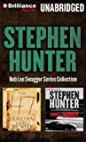 Stephen Hunter Bob Lee Swagger Series Collection (Books 4 and 5): The 47th Samurai, Night of Thunder