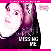 Missing, Me | Sophie McKenzie