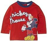 Disney Baby Boys Mickey Mouse NH0072 T-Shirt