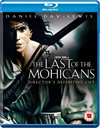The Last of the Mohicans [Blu-ray] [1992][Region Free]
