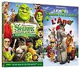 """echange, troc Shrek 4 : il était une fin - inclus le court métrage """"Le Noël Shrektaculaire de l'âne"""" - Edition collector 2 DVD"""