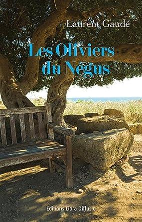 Les oliviers du Néjus de Laurent Gaudé