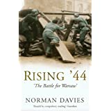 Rising '44: The Battle for Warsawby Norman Davies