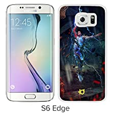 buy Brand New Custom Kevin Durant Samsung Galaxy S6 Edge White Case