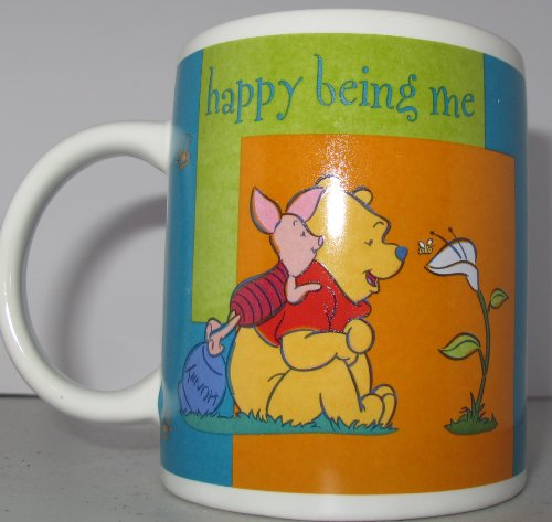 Coffee Cup Disney Winnie The Pooh And Piglet