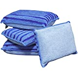 As Seen on TV MicroFiber 4-Piece Magic Sponge, Value Pack