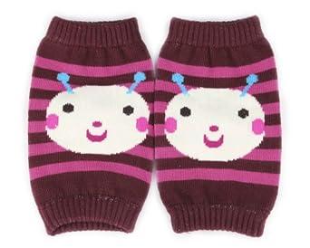 BONAMART ® Baby Infant Toddler kneepad Padded Crawling Knee pads Leg Cute Warmer Cute Cartoon Free pattern