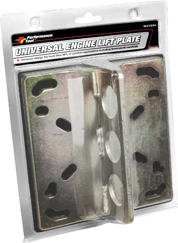 Learn More About Performance Tool W41034 Universal Engine Lift Plate