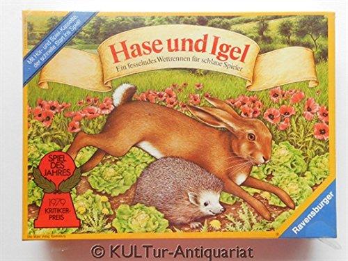 Ravensburger 010318 – Hase und Igel – Ein fesselndes Wettrennen für schlaue Spieler. als Geschenk