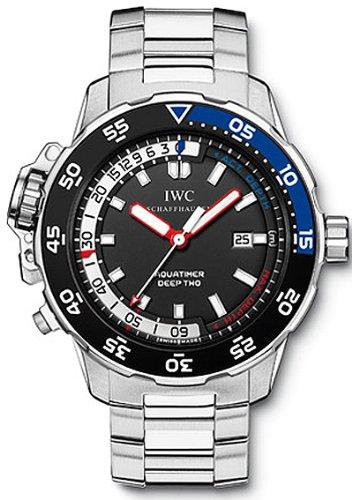 IWC AQUATIMER DEEP TWO MENS WATCH IW354701
