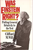 img - for Was Einstein Right?: Putting General Relativity to the Test book / textbook / text book