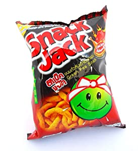 Green Pea Snack 70g - Chicken Habanero Flavor by Thailand