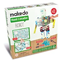 Make Do Find & Make a Robot