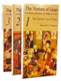 img - for THE VENTURE OF ISLAM - 3 Volume SET book / textbook / text book