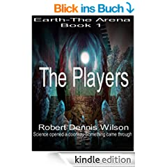 THE PLAYERS: Earth - The Arena #1 (English Edition)