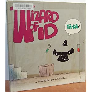 Ta-Da!: A Wizard of Id Collection Johnny Hart and Brant Parker