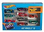 Mattel Hot Wheels 54886 10er Geschenk...