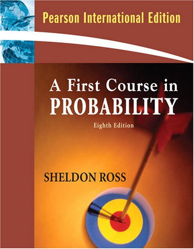 Sheldon M. Ross - First Course in Probability
