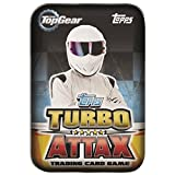 Top Gear Turbo Attax - Pocket Collectors Tin