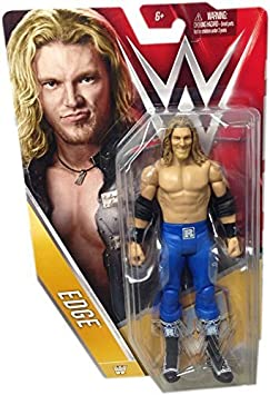 WWE EDGE LEGENDS SERIES 58 BASIC SUPERSTAR ACTION NEW MATTEL WRESTLING FIGURE by WWE