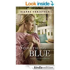 Something Blue (The Plain City Bridesmaids Book 3)
