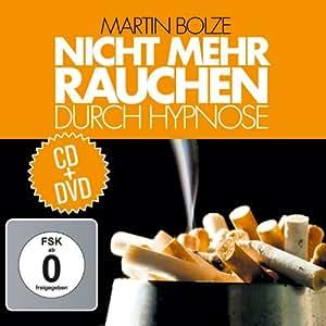 Nicht Mehr Rauchen Durch Hypnose. CD + DVD